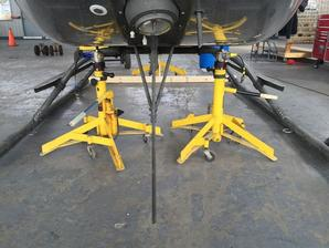 Meyers Jacks, Meyers Hydraulic Jacks, meyers jacks, meyers jack, meyers hydraulic jacks, meyers aircraft jacks, helicopter jacks, how to jack a jet ranger, how to weigh a jet ranger, how to jack a bell helicopter, how to weigh a bell helicopter, bell helicopter, bell helicopters, bell helicopter weighing, weighing a bell helicopter