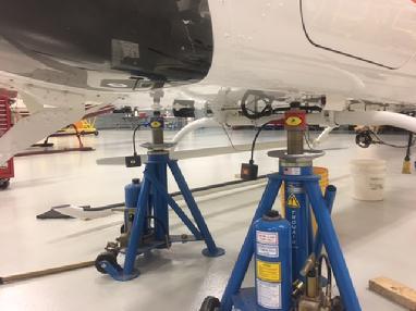 AIRCRAFT WEIGHING EQUIPMENT, AIRCRAFT WEIGHING SERVICE